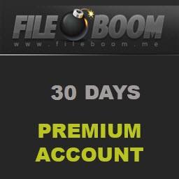 FileBoom Premium Key